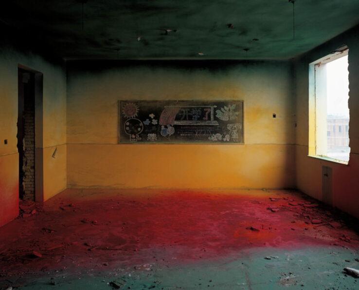 Meng Jin and Fang Er, 'Three Classrooms #3', 2007