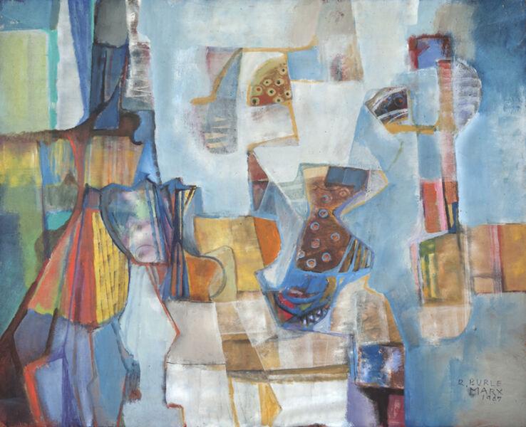 Roberto Burle Marx, 'Untitled', 1987