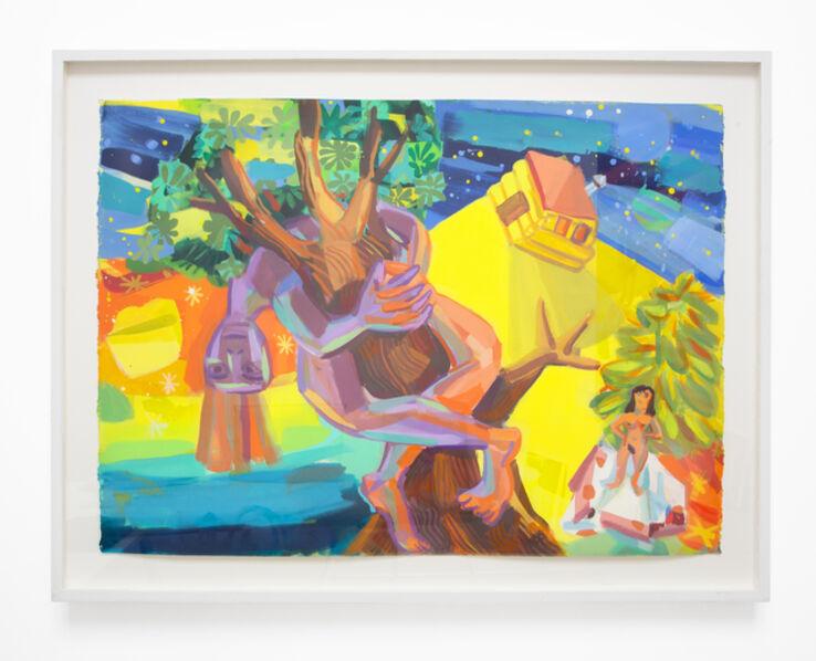 Judith Linhares, 'Tree', 2010
