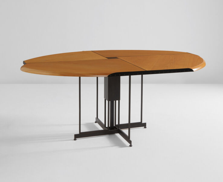 Steven Holl, 'Dining table, from Museum Tower, New York', 1986-1987