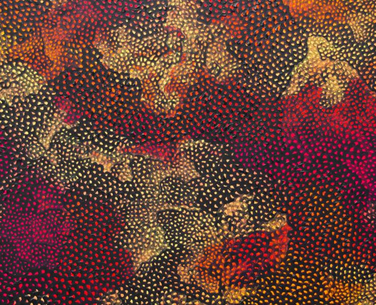 Yayoi Kusama, 'Infinity Nets', 2014