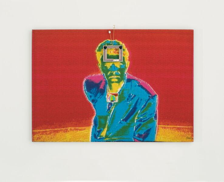 Nam June Paik, 'David Bowie', 1994