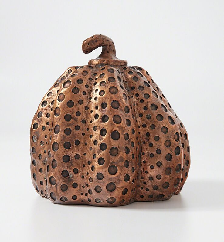 Yayoi Kusama, 'Pumpkin', 1998, Sculpture, Cast bronze with patina., Phillips