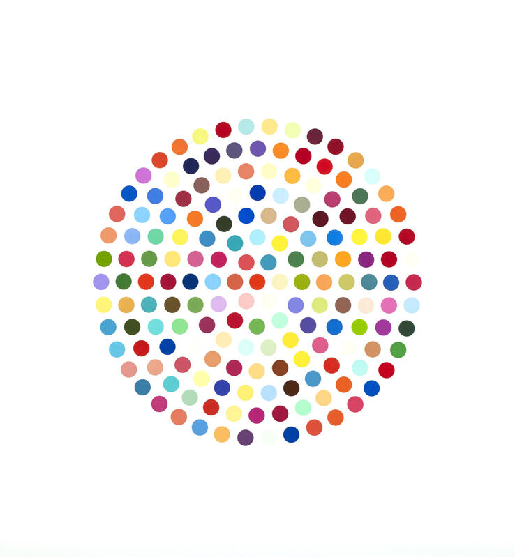 Damien Hirst, 'Cephalothin', 2007, Print, Etching, Oliver Clatworthy