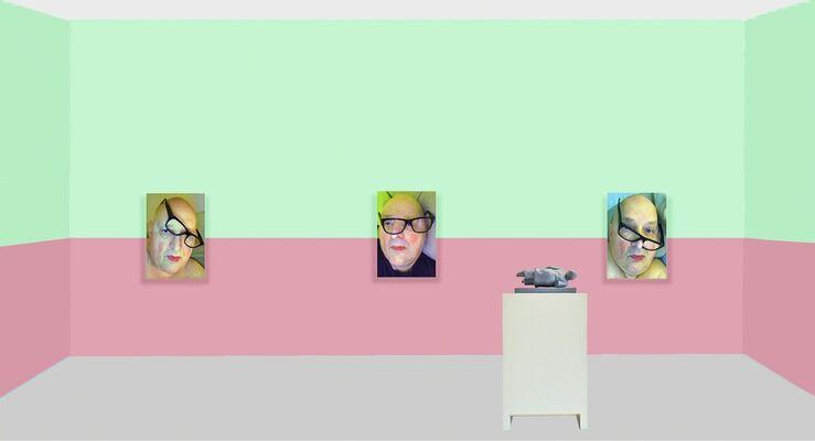 OTTO Gallery at Artissima 2016, installation view
