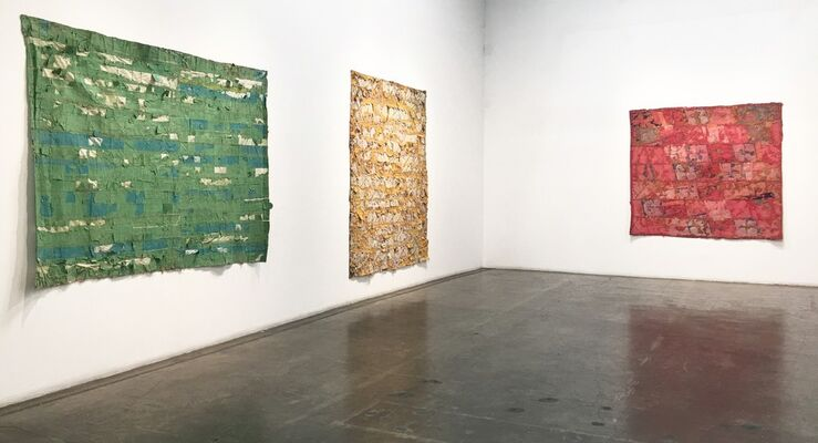 Charles Christopher Hill | Origin Story, installation view