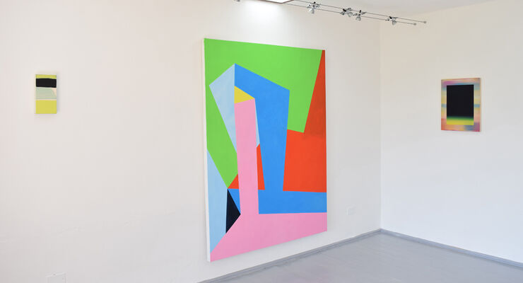 Inherent Vice, installation view