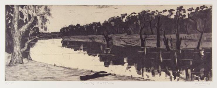 Jeffrey Makin, 'Murray Riverbank', 2004