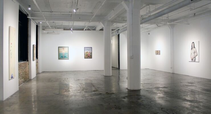 Visions of Venus, installation view