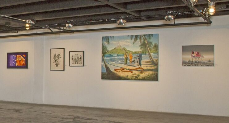 This Is A Limited Edition, installation view