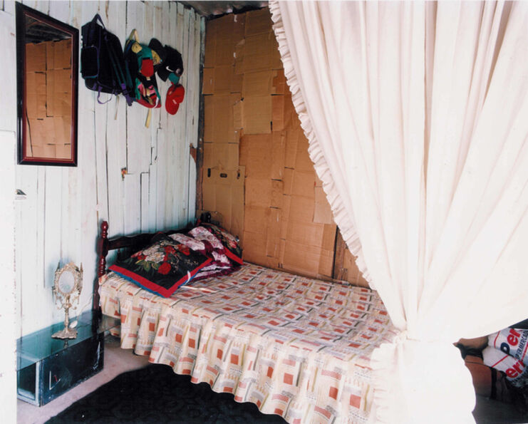 Rochelle Costi, 'Quartos - São Paulo (5)', 1998