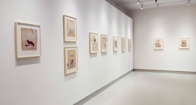 The War Years: 1942 - 1943, installation view