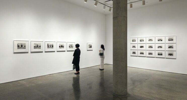HELL and HOME, installation view