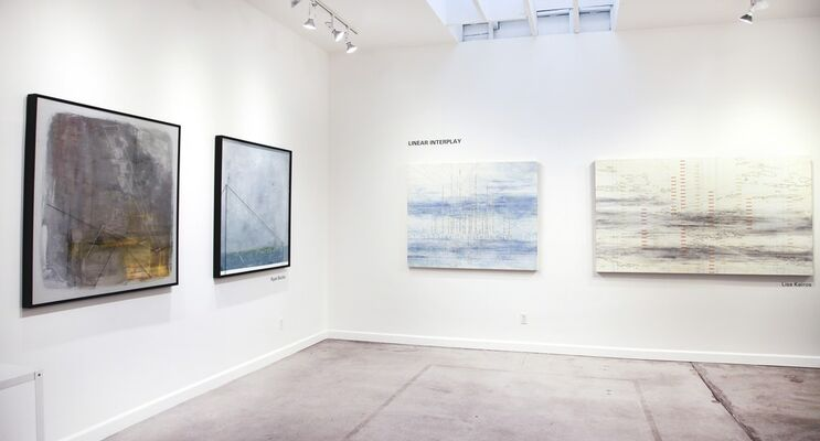 Linear Interplay, installation view