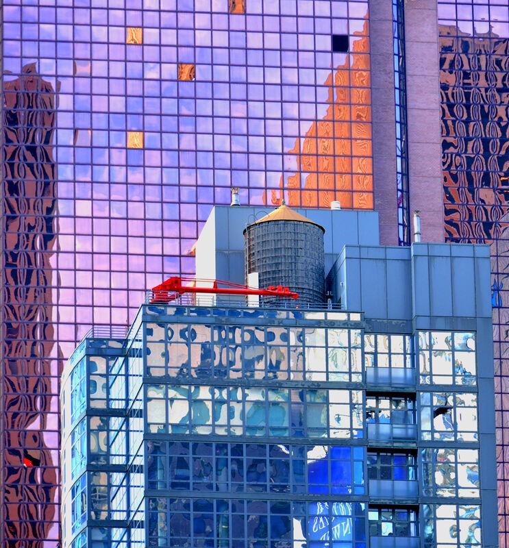 Carlo D'Orta, 'Vibrations NYC # 11', 2019, Photography, UVprint on plexiglass with dibond bottom, 11 [HH] Art Gallery