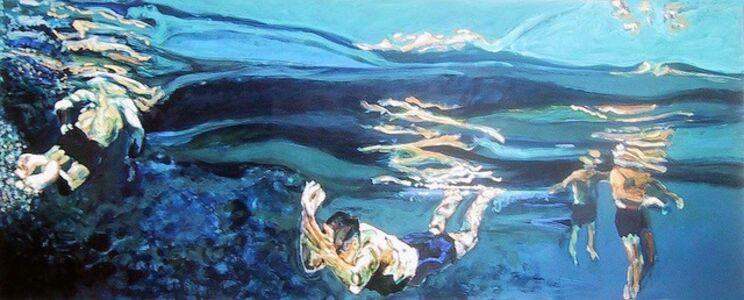 Norbert Tadeusz, 'Cala Minora I', 2003