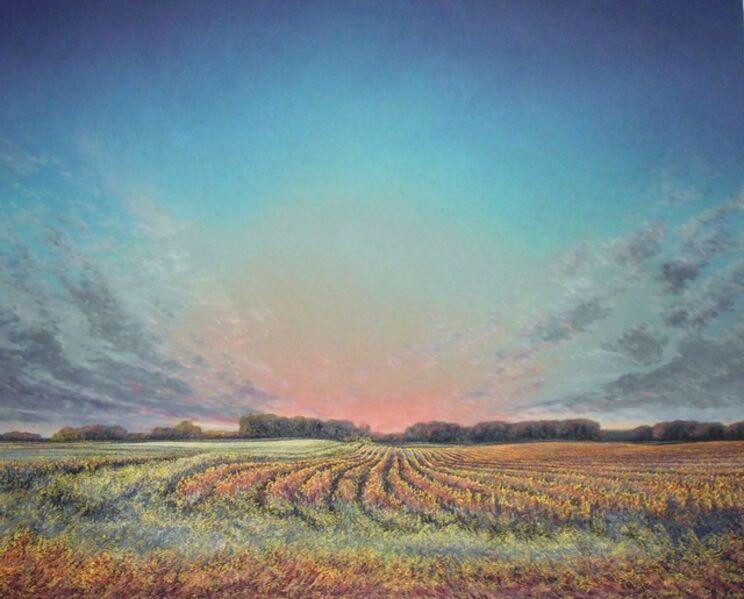 Ellen Wagener, 'Living in My Own Private Iowa, Sunset', 2018