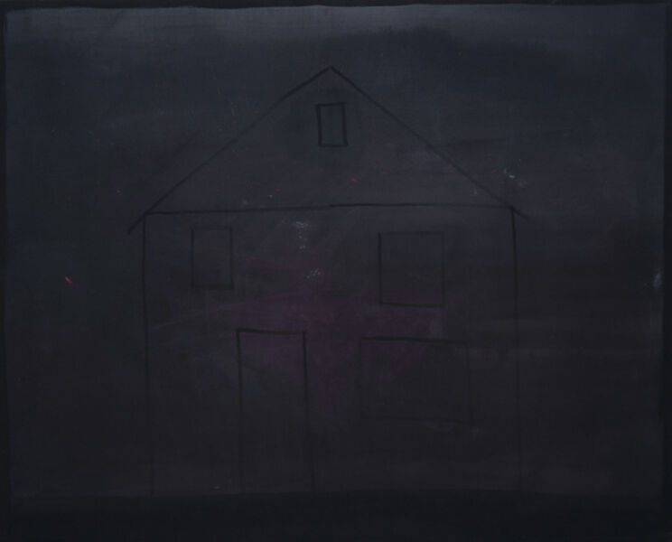 Matthias Dornfeld, 'untitled (house)', 2017