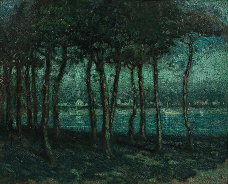 Hermann Dudley Murphy, 'Nocturne/A Landscape Study'