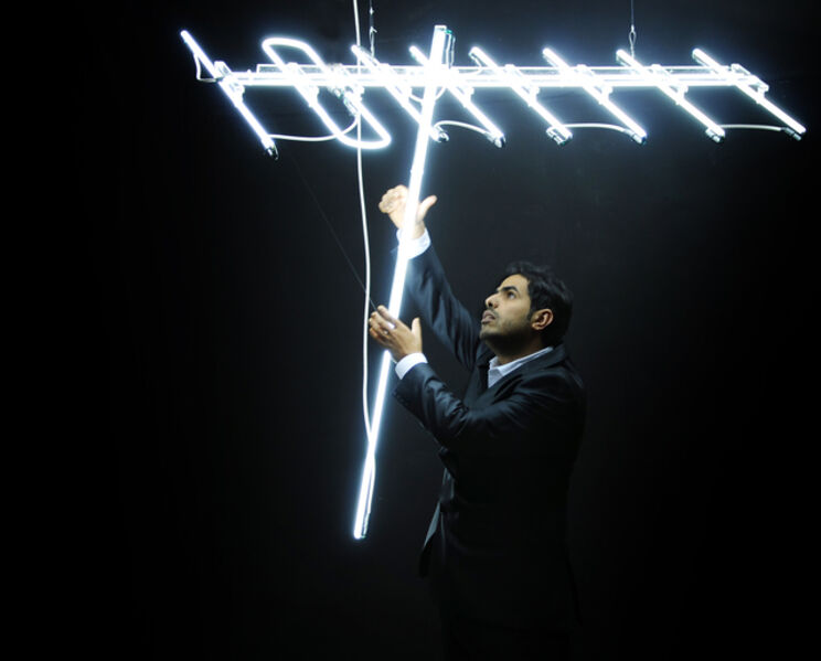 Ahmed Mater, 'Antenna', 2010