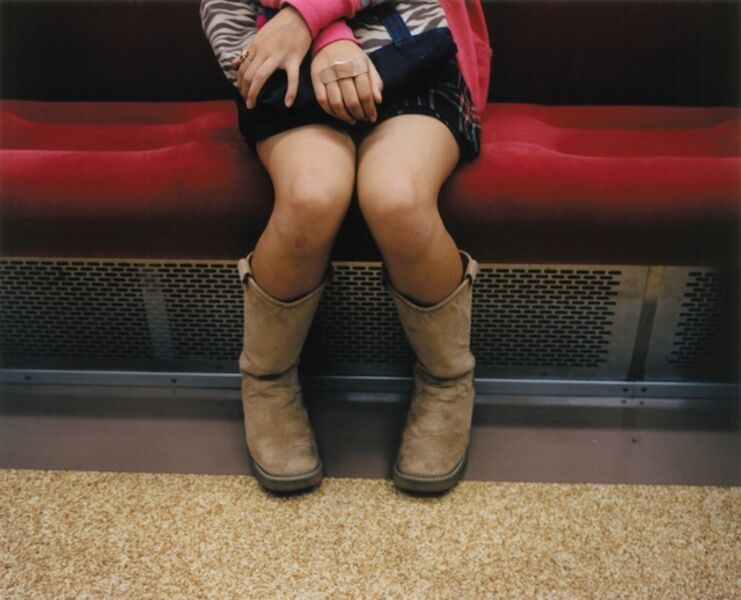 Matthew Sleeth, 'Feet #5', 2002