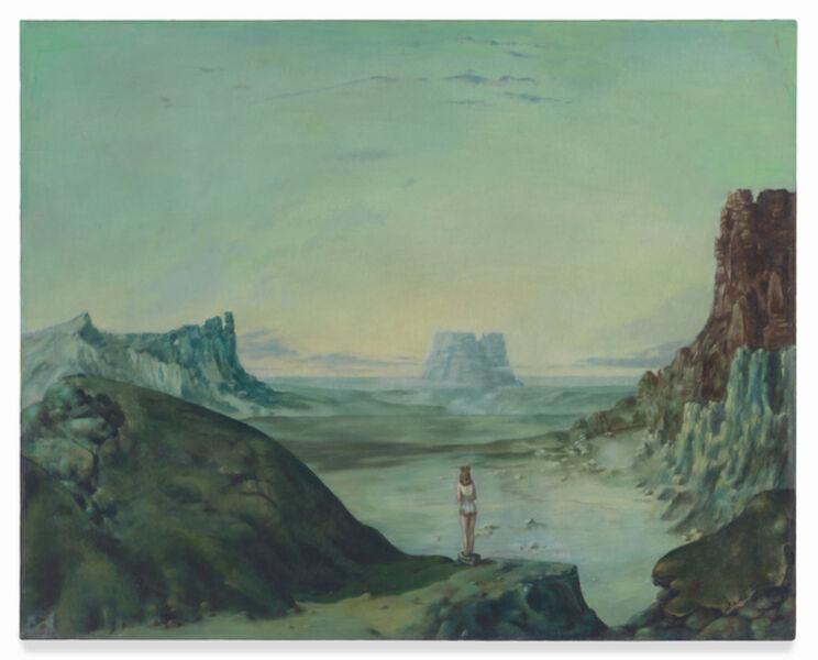 Dorothea Tanning, 'Self-Portrait', 1944