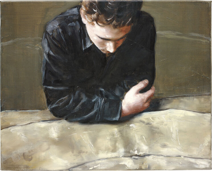 Michaël Borremans, 'The Painting', 2006