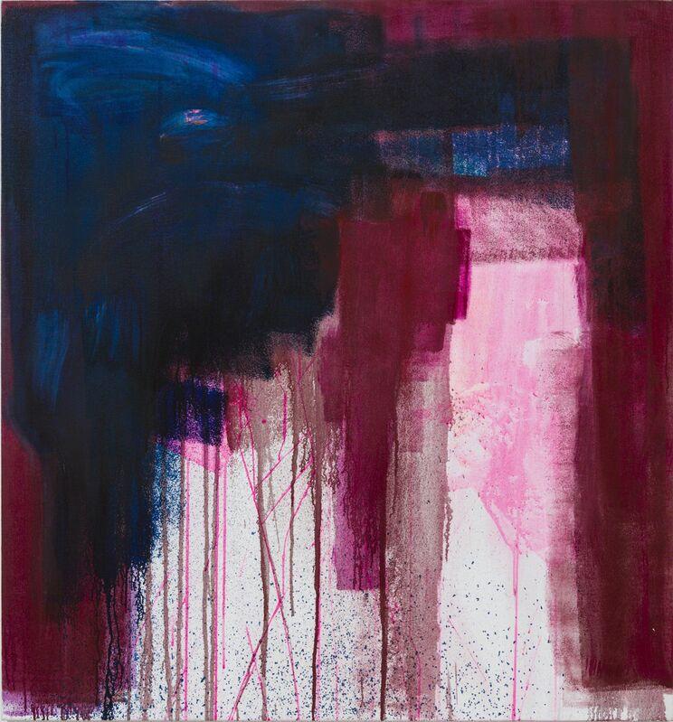 Monique van Genderen, 'Untitled', 2016, Painting, Watercolor, oil, linen, TAI Modern