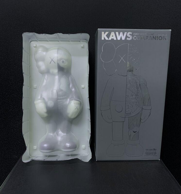 KAWS, 'Dissected Companion (Grey)', 2006, Ephemera or Merchandise, Painted cast vinyl, Artsy x Tate Ward