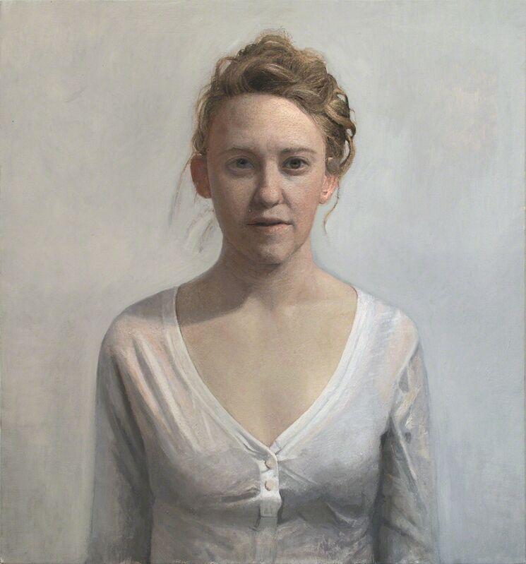 Stephen Vollo, 'Amanda ', 2015, Painting, New York Academy of Art