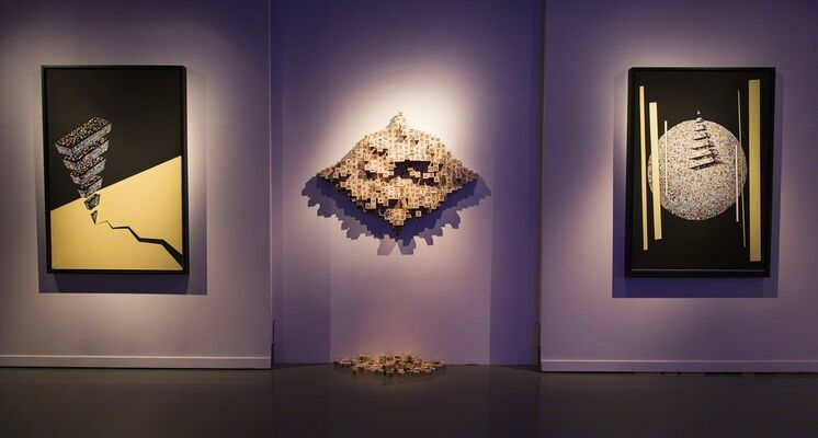 8 Situations, installation view