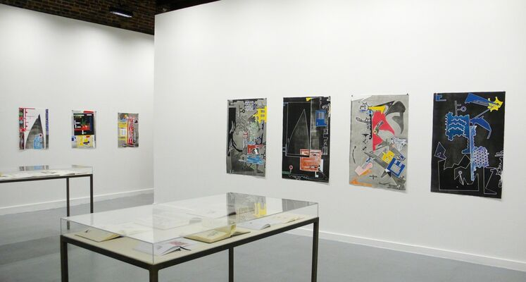 Carmon Colangelo: Theory of Nothing, installation view