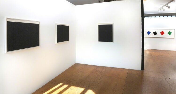 Selections from Basel, 2016, installation view