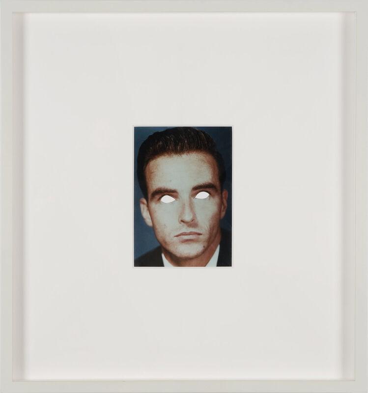 Douglas Gordon, 'Blind Montgomery (white) ', 2002, Photography, Galeria Marília Razuk