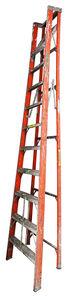 Jennifer Williams, 'Large Folding Ladder: Orange with Platform', 2012
