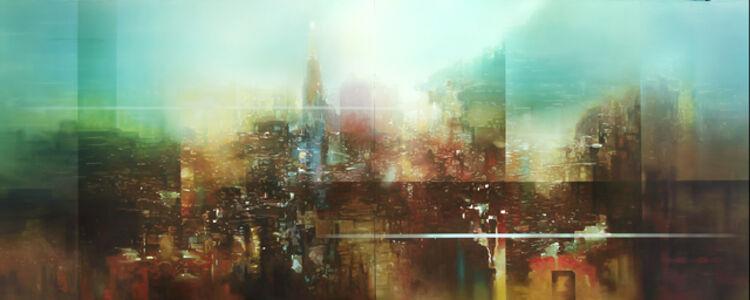 Leo WANG, ' Stargazer Series I – Launch', 2016