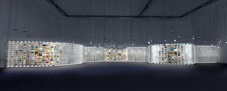 Hu Jieming 胡介鸣, '100 Years in 1 Minute', 2010