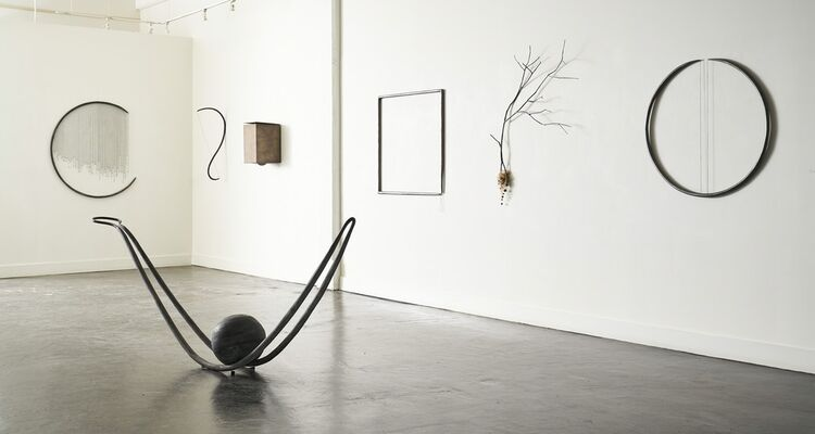 KEVIN KENNEDY: Experience + Education, installation view