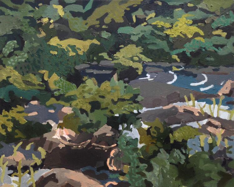 Sophie Treppendahl, 'Belle Isle Landscape', 2018