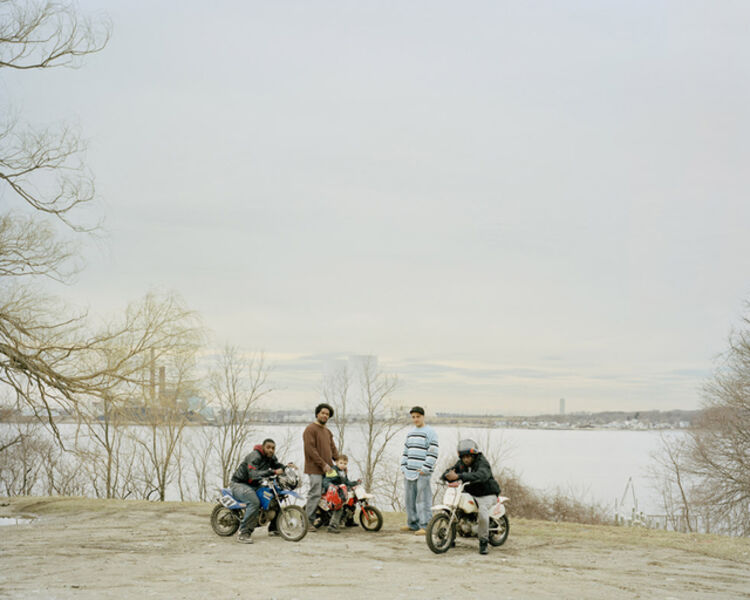 Keith Yahrling, 'Sneak, Will, Avery, Sergio & Kevin   Fall River, Massachusetts', 2012