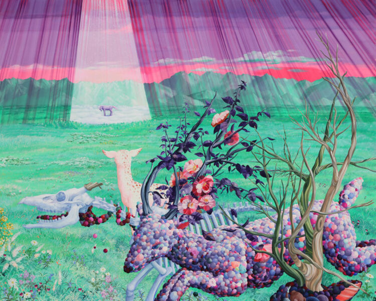 Eguchi Ayane, 'Memento mori', 2017