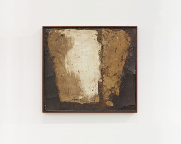 Robert Mallary, 'Suspended Forms', 1957