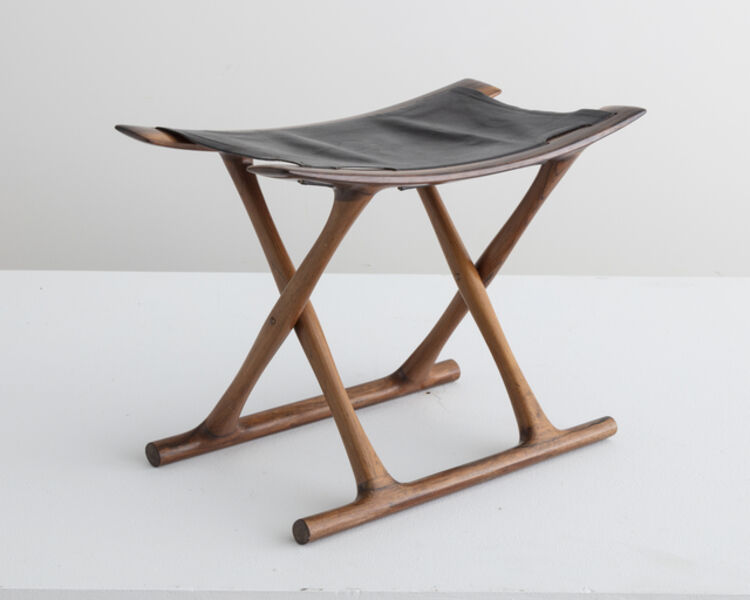 Ole Wanscher, 'Egyptian Folding Stool', 1957