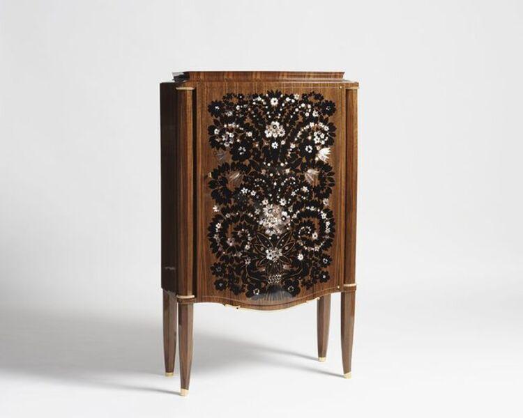 Jules Leleu, 'Meuble feu d'Artifices, Exceptional Fireworks Cabinet', 1946