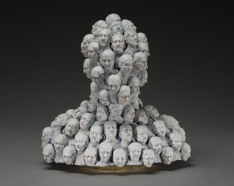 Adrian Arleo, 'Kwan Yin, 1000 Madonnas '