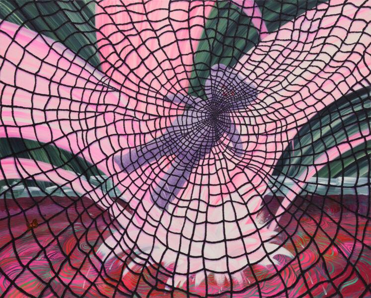 Eguchi Ayane, 'Spiderweb', 2017