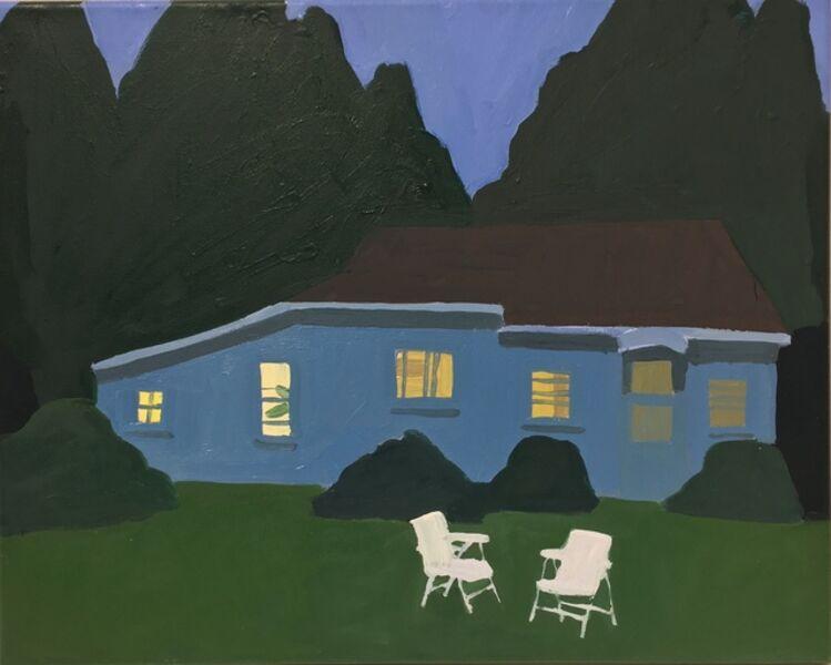Sophie Treppendahl, 'Night Cabin in Chief', 2019