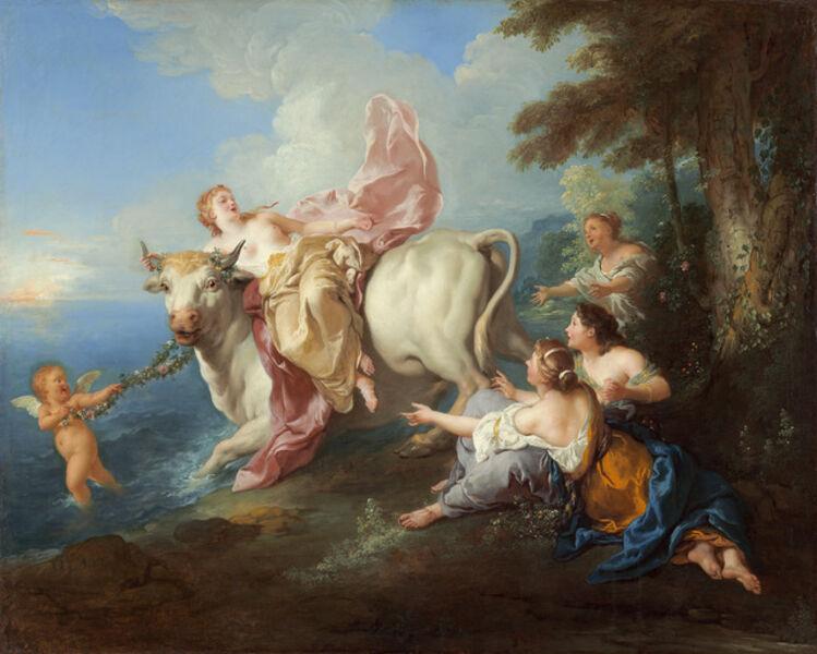 Jean-François de Troy, 'The Abduction of Europa', 1716