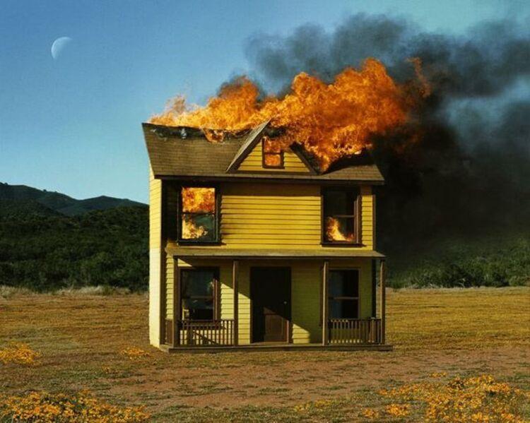 Alex Prager, '4:01 pm, Sun Valley', 2012