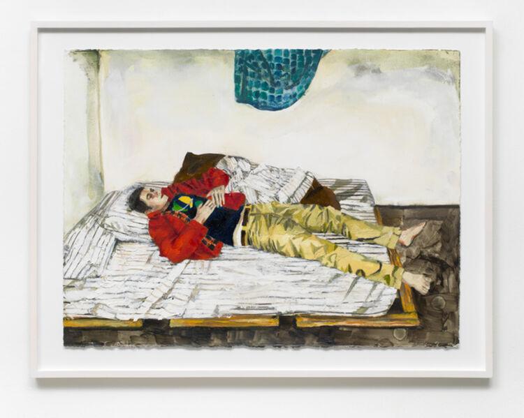 Raffi Kalenderian, 'Shanti (Red Jacket)', 2014